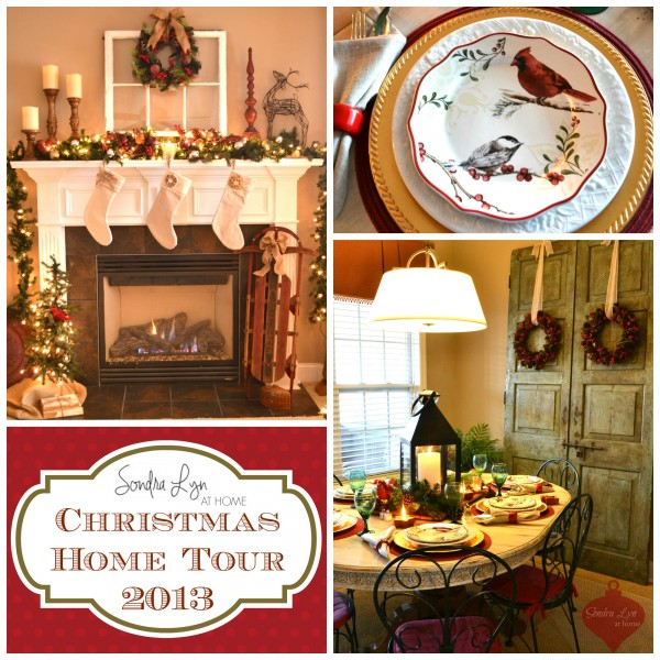 Sondra Lyn at Home Christmas Tour 2013Collage