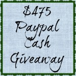Two Giveaways! $475 PayPal Cash and $300 Amazon Card!!