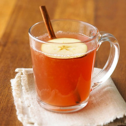 Spiced Pomegranate Apple Cider