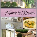 Sondra Lyn at Home ~ March in Review!