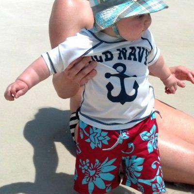 Beach Baby Tips