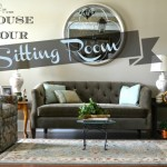 {Sondra Lyn at} Home Tour – Sitting Room