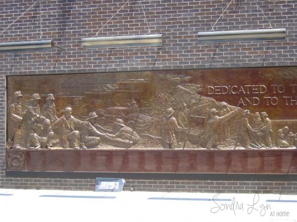 NYFD Ground Zero Monument(2)- Sondra Lyn at Home