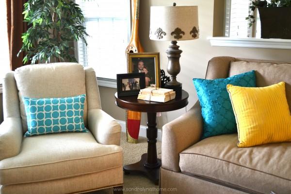 Summer Home Pillows- Sondra Lyn at Home