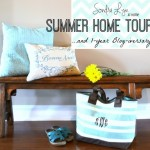Summer Home Tour 2014 and Cash Giveaway!