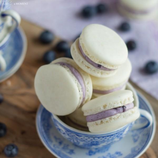 BlueberryMacarons