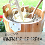 No-Cook Homemade Ice Cream