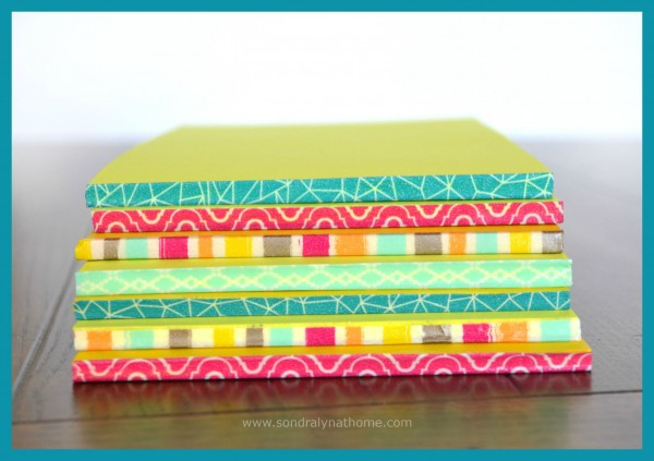 Note Pads -- SondraLyn at Home