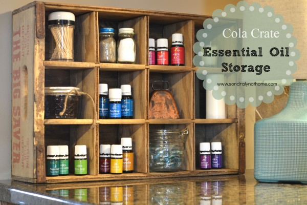 Repurpose an Old Crate- Sondra Lyn at Home