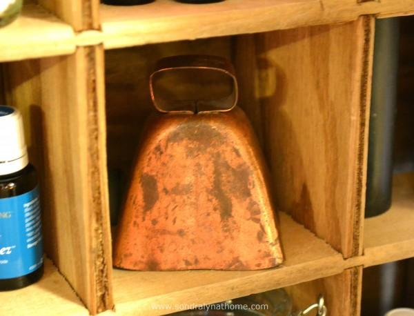 Repurpose an Old Crate- Sondra Lyn at Home.com