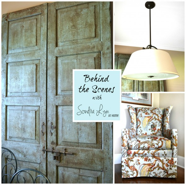 Design- Behind the Scenes---Sondra Lyn at Home