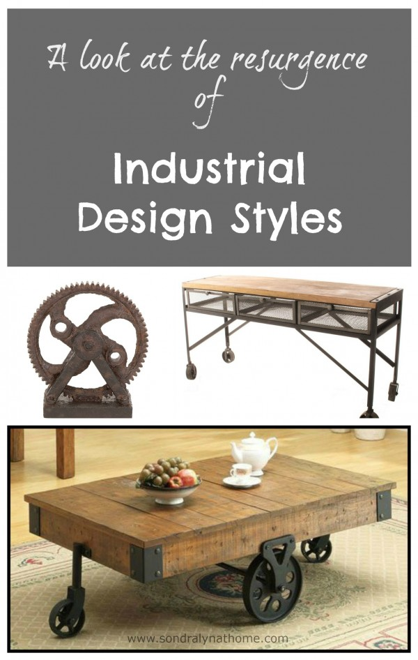 Industrial Design- Sondra yn at Home