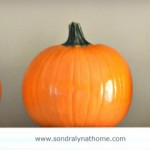 How to Preserve Those Pumpkins!