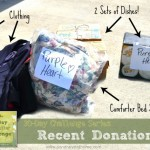 Donating: The 30-Day De-Clutter Challenge