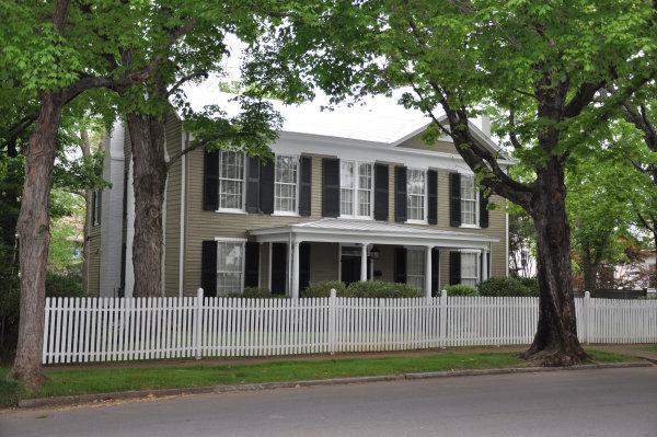 Federal Style Mastin House