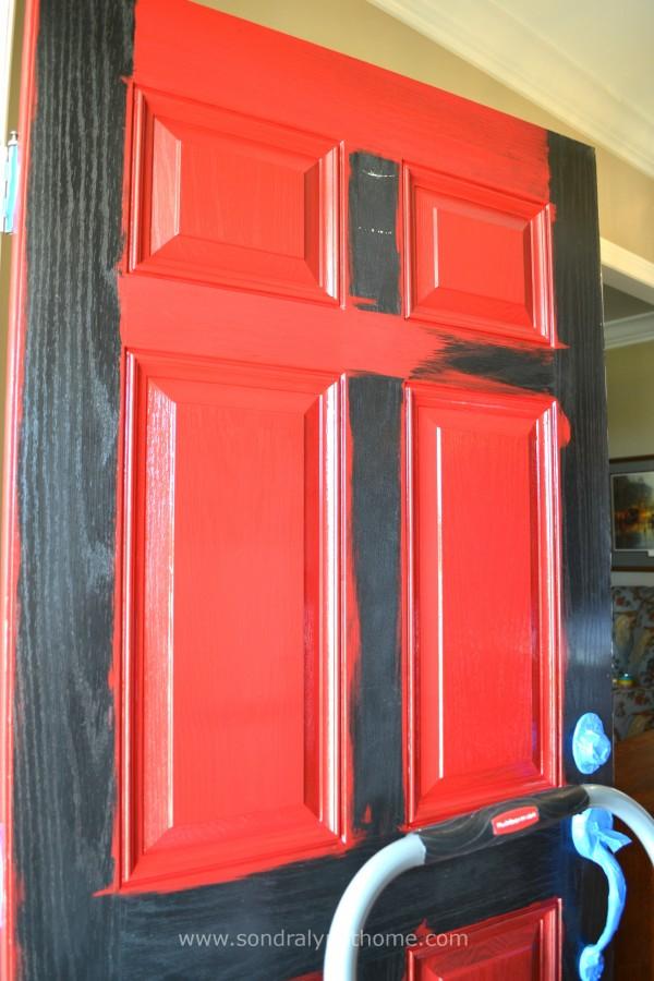 Front Door Redo ---