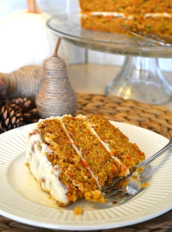 Carrot Cake-