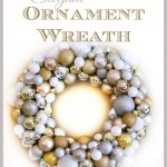 Elegant Ornament Wreath