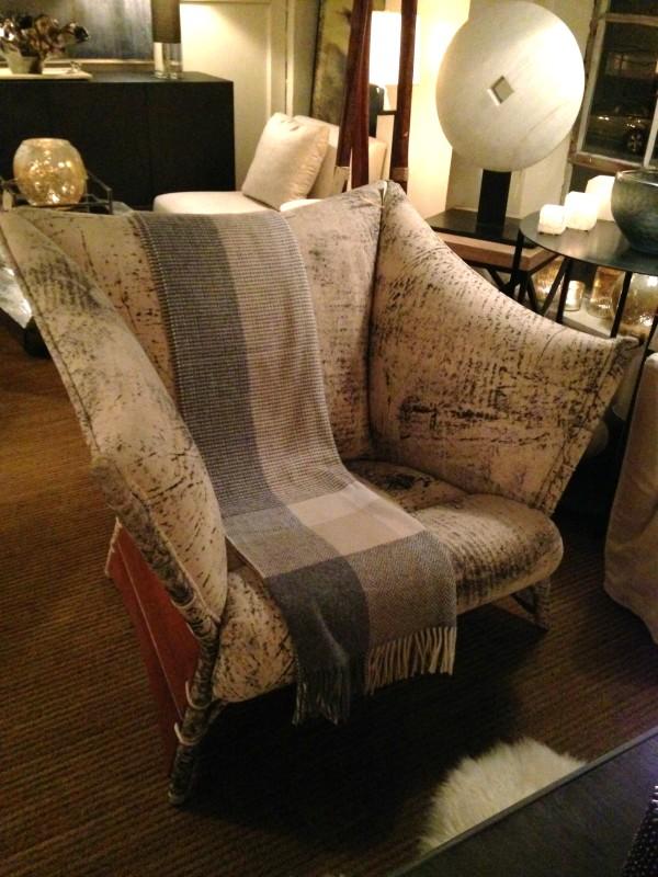Richard Tubb Fun Chair- Sondra Lyn at Home