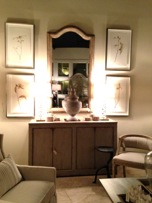 Richard Tubb Vignette- Sondra Lyn at Home
