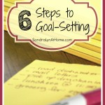 6 Steps to Goal-Setting