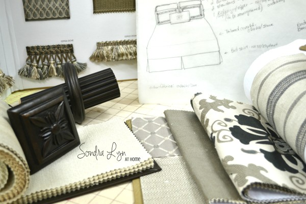 Bedding Design - Sondra Lyn at Home
