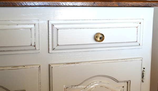 DIY Chalk Paint Recipe -- Sondra Lyn at Home-w