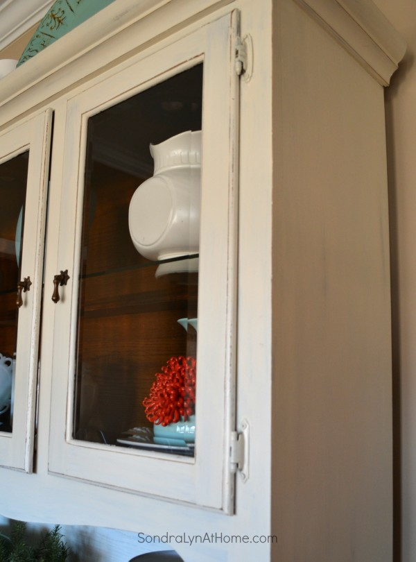 DIY Chalk Paint Recipe --- Sondra Lyn at Home-w