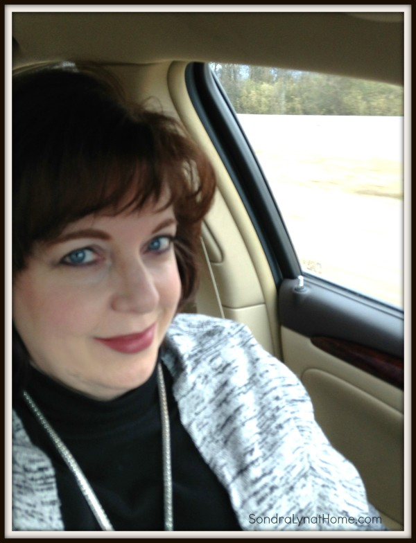 On my way to Design Bloggers Conf. - Sondra Lyn at Home