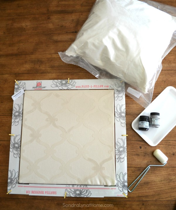 Paint-A-Pillow Kit - Sondra Lyn at Home