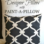 Create a One-of-a-Kind Designer Pillow