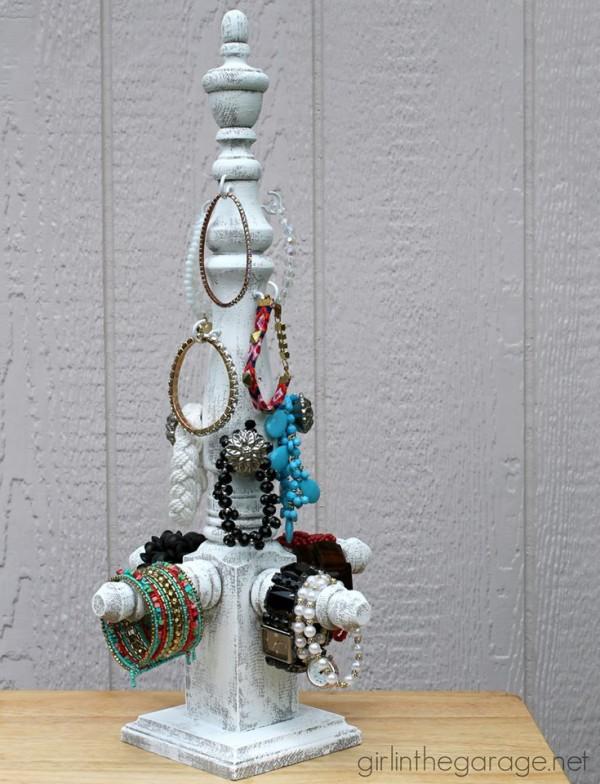 DIY Bracelet Stand