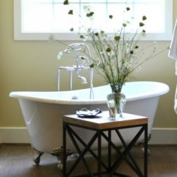 Farmhouse Bath - Sondra Lyn at Home