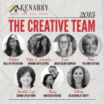 My Big News – The Creative Team 2015