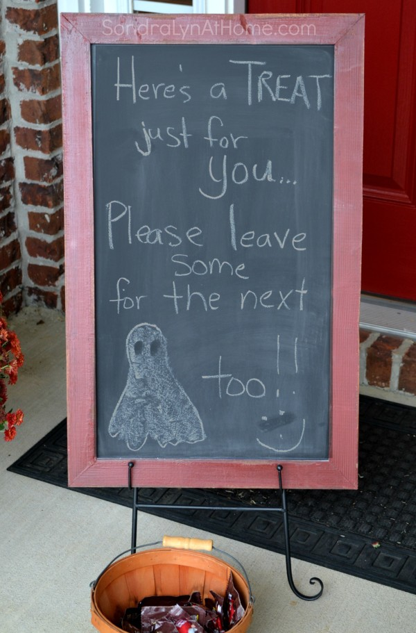 Free Halloween Printable -- Sondra Lyn at Home