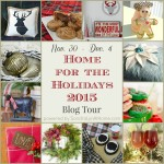 Home for the Holidays Blog Tour 2015