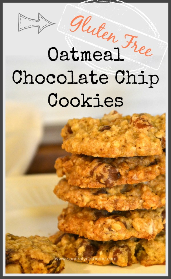 Oatmeal-ChocolateChip-Cookies - Sondra Lyn at Home