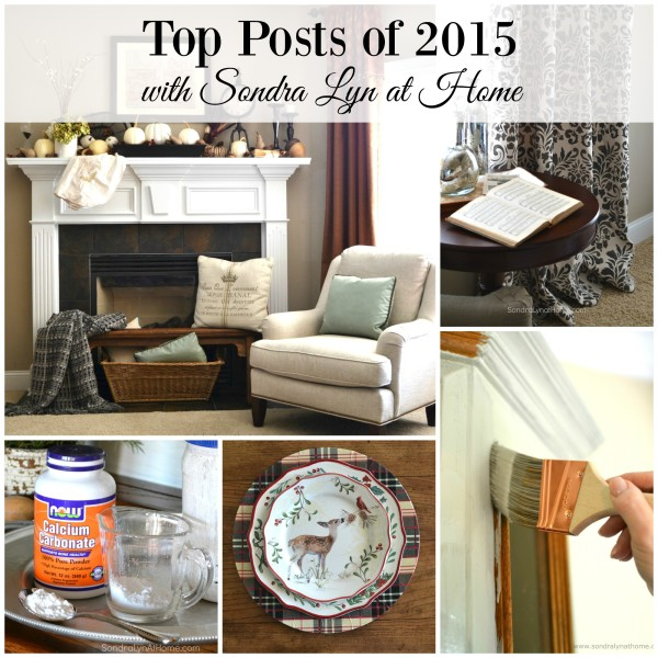 Happy New Year – Top Posts of 2015!