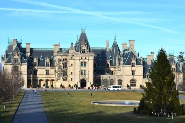 Winter at Biltmore Estate