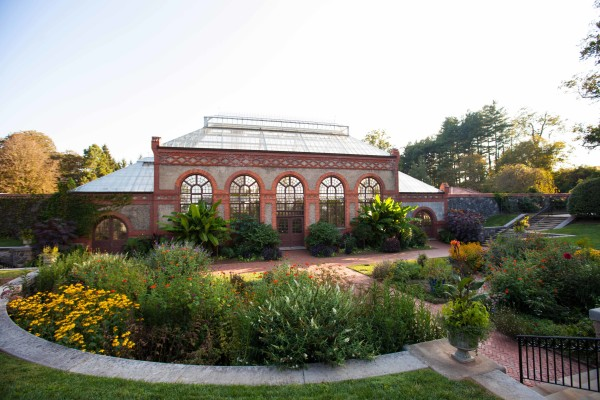 Summer Conservatory. Photo Courtesy of The Biltmore Company