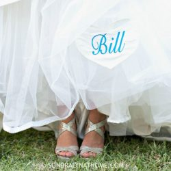 Lets Talk Weddings - Bridal Applique - Sondra Lyn at Home
