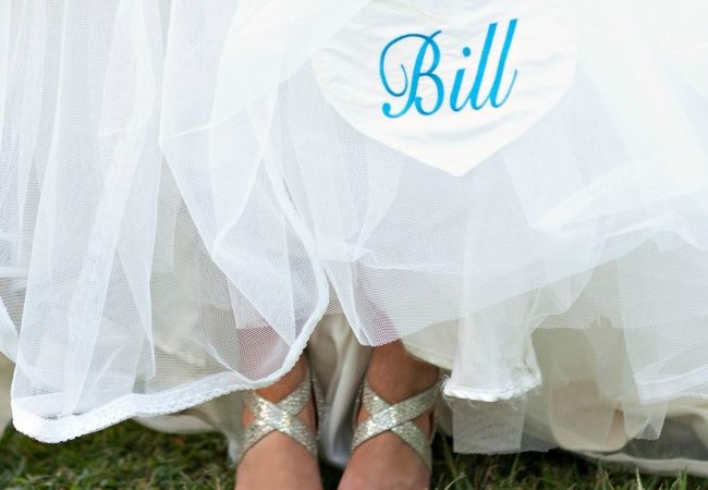 Lets Talk Weddings - Bridal Applique - Sondra Lyn at Home