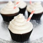 Coca-Cola Cupcakes with Cream Cheese Frosting