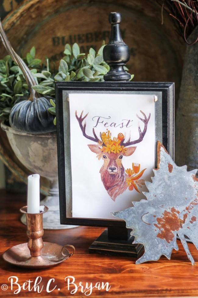 free-printable-flower-crown-buck-deer-4-683x1024