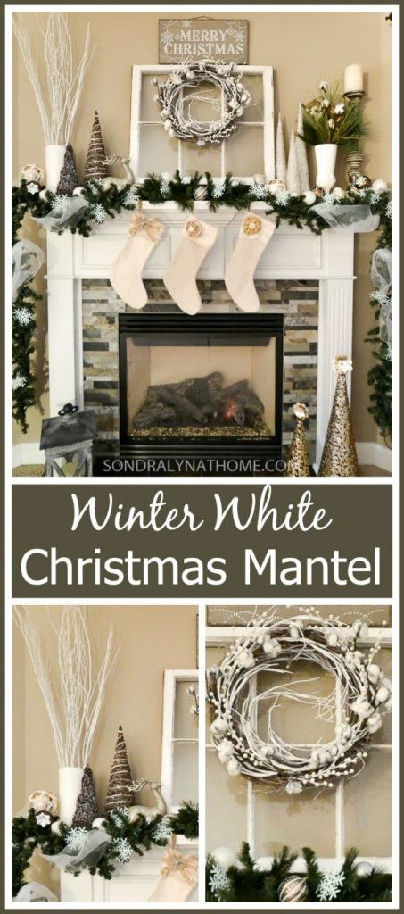 winter-white-christmas-mantel-pinnable-graphic-framed-sondra-lyn-at-home-com