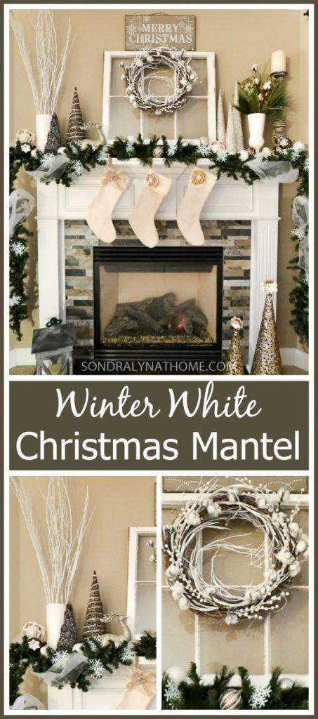 winter-white-christmas-mantel-pinnable-graphic-framed-sondra-lyn-at-home-com