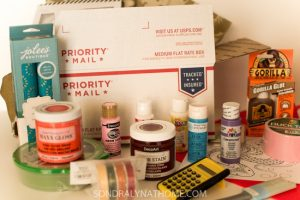 Decor & Craft Supply Box Giveaway