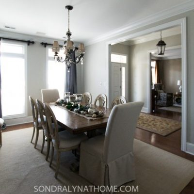 Finding Home… and a Dining Room Makeover!