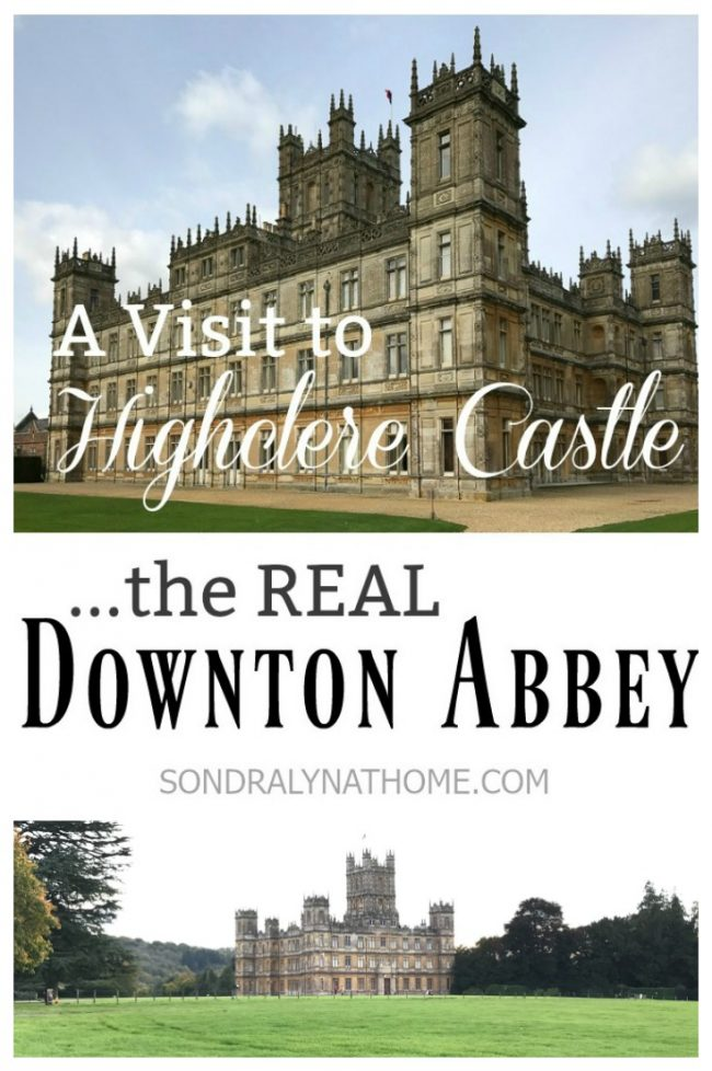 Visit Highcere -the REAL Downton Abbey - Sondra Lyn at Home
