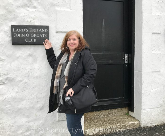 Lands End-End-to-Enders Club - Cornwall 2017 - Sondra Lyn at Home.com